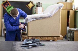 Тапицер (обивщик мягкой мебели) 1 | hr-freelance.com