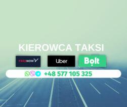 Водитель такси 1 | hr-freelance.com